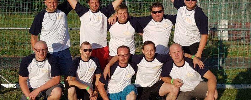 Gemeinhardt Fussballmannschaft