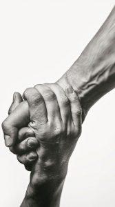 Hände Hilfe