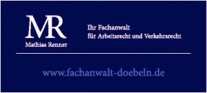 Mathias Renner - Fachanwalt für Arbeits- und Verkehrsrecht
