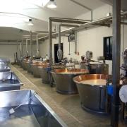 Käseproduktion