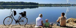Radwandern in Mittelsachsen