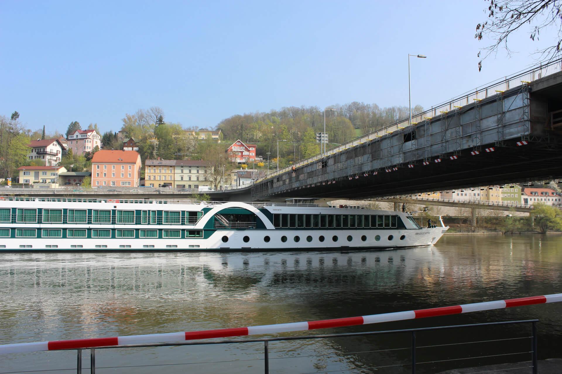 Hängegeruest Passau