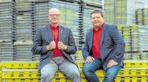 Walter Stuber und Dirk Eckart